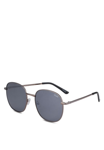 dc31e93c4ff Shop Quay Australia Jezabell Sunglasses Online on ZALORA Philippines