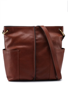 a8702c9d5 Fossil brown Lane Shoulder Bag ZB7472200 6532DAC40ACFF7GS_1