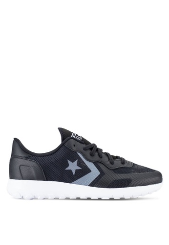 Converse black Thunderbolt Ultra Ox Sneakers CO302SH10WINMY_1