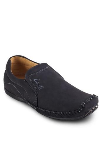 方頭休閒懶人鞋,esprit台灣 鞋, 懶人鞋