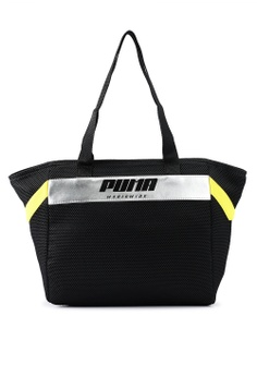 df21bb2793 Puma black Prime Street Large Shopper Bag 38AE1AC6E2FE46GS 1