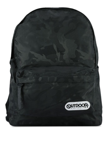 Outdoor Products black Venice Backpack OU509AC0S5EZMY_1