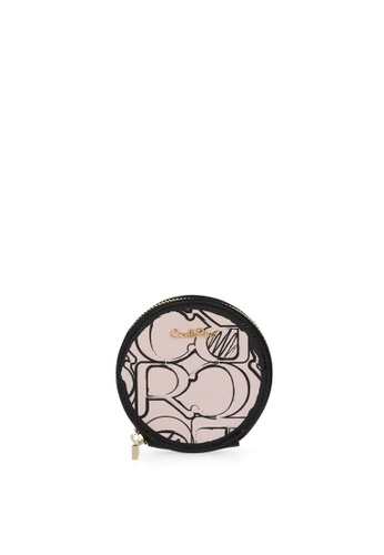 Carlo Rino beige Beige Writing Our Stories Coin Purse C6746ACD702C8BGS_1