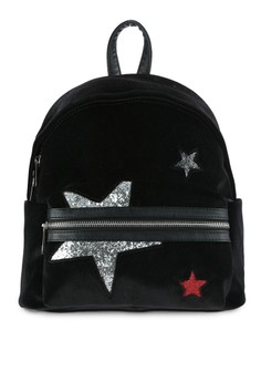 【ZALORA】 STAR BACKPACK
