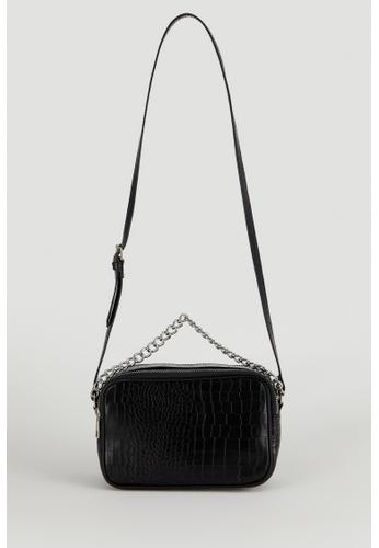 DeFacto black Woman Shoulder Bag 632BBAC942069DGS_1