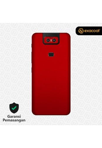 Exacoat Asus Zenfone 6 3M Skins True Colors - Lust Red 24D17ES41DB0A8GS_1