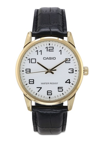 Casio black Casio MTP-V001GL-7BUDF Watch 6F0CEAC483A03BGS_1