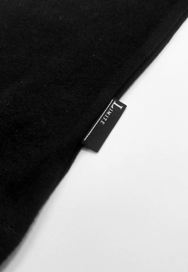 L Oversize Black Printed TEE M I T I E ffgqTxwA