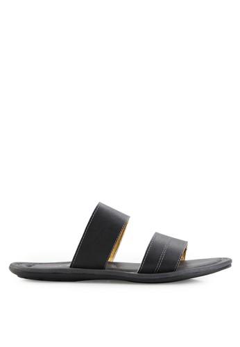 MARC & STUART Shoes black Sandal Heros 2 MA456SH0UOR1ID_1