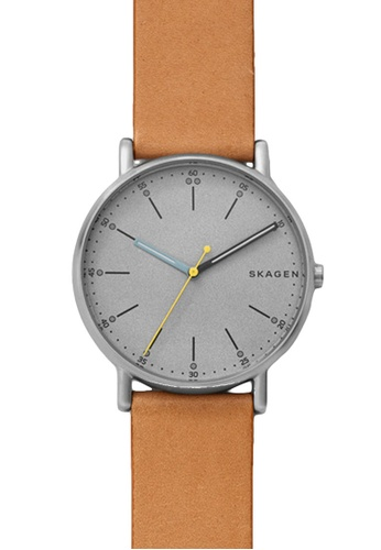 Skagen brown Skagen Signatur Brown Watch SKW6373 SK533AC0S0D5MY_1