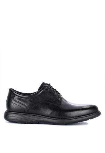 Rockport black Garett Plaintoe Dress Shoes CB9E1SHE0481D9GS_1