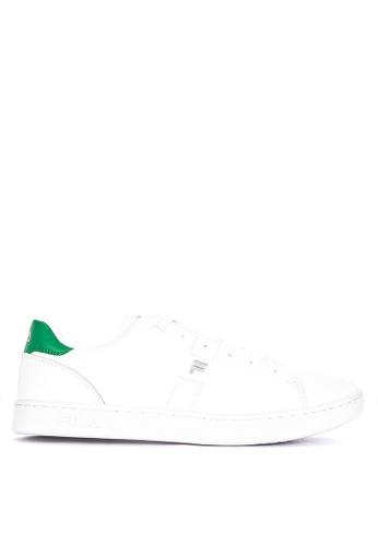 Fila white Clemente Sneakers CA51FSH6FC2BB7GS_1
