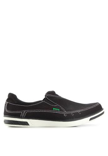Sneakers Shoes black Alex Shoes SN532SH85RISID_1