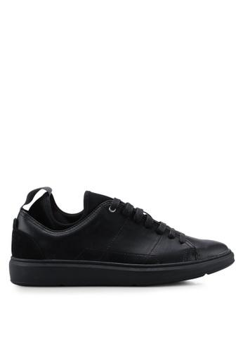 Topman black Black Rilla Boots 6F95DSH69C4BD2GS_1