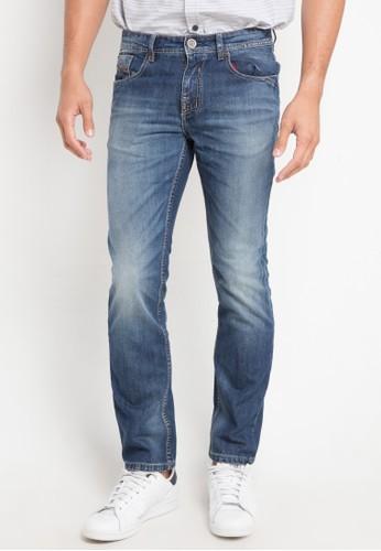 Cardinal blue Slim Fit Jeans 74186AA620E38EGS_1