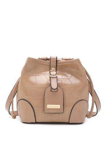Volkswagen beige Women's Sling Bag / Shoulder Bag / Crossbody Bag EE9DCAC049214EGS_1