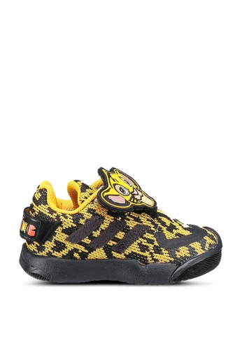 Adidas 黃色 activeplay simba i sneakers A2F60KSE88F237GS_1