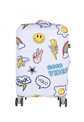 BG Berlin multi 007 Luggage Cover Small 08D76AC2A50D8EGS_1