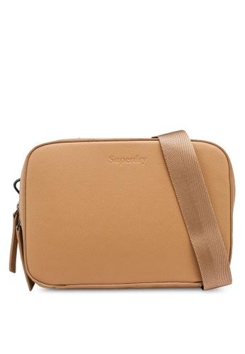 SUPERDRY orange Summer Crossbody Bag 37A76ACCE7A0E0GS_1