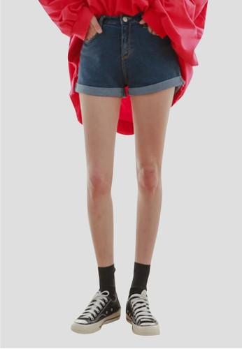 捲邊牛仔短褲, 服esprit衣服目錄飾, 短褲
