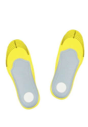 Fashion by Latest Gadget yellow Adjustable Insoles With Arc Size 36- 41 FA499SH58YGBPH_1