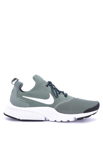 Nike green Men's Nike Presto Fly Shoes 1FA0FSHDB84B38GS_1