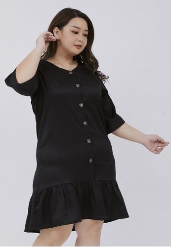 Xtramiles black xtramiles lori dress black CAF39AA96A0EBEGS_1