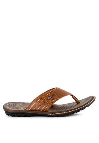 Homyped brown Panamera 01 Men Sandals 7DD39SH9C29469GS_1