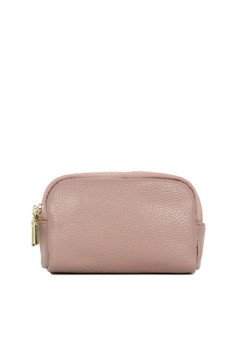 HAPPY FRIDAYS Three Layers Litchi Grain Leather Wallet(Mini) JN0015 F474EAC26A6943GS_1