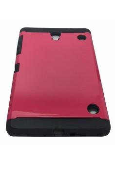 Sleek Shockproof Case for Samsung Tab S 8.4 (Pink)