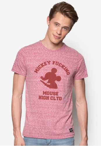 米奇圖文設計TEE,esprit outlet 服飾, T恤