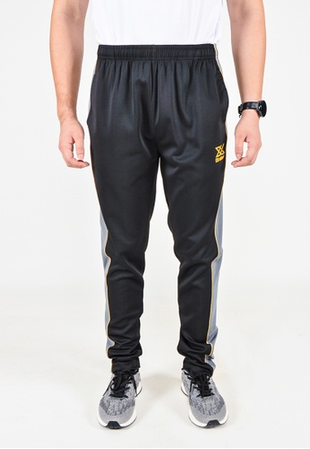 Cheetah black CTH Unlimited Track Pants-CU-5386 774EFAAF547DE9GS_1