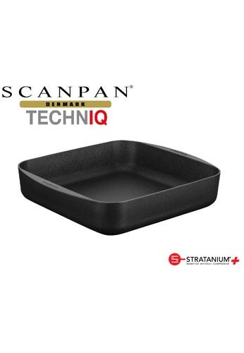 SCANPAN SCANPAN TechnIQ The Square - 28x28cm/4.7L Roasting Pan (Induction) E7EA1HL2249A6CGS_1