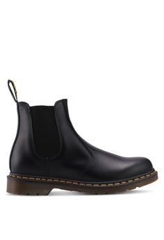 4d71157f5082d Dr. Martens black Icons Originals 2976 Ys Chelsea Boots DR086SH0SX5YMY_1