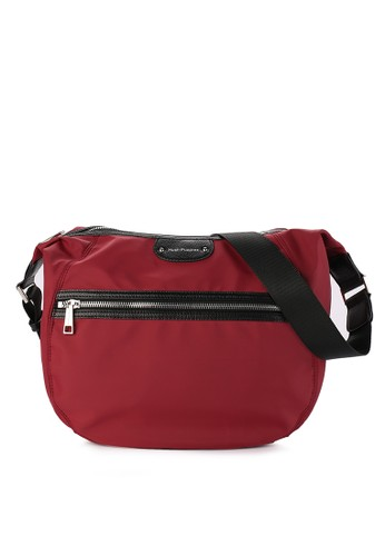 Hush Puppies red and multi Angie Crossbody HU342AC0WSL0ID 1 6d96274242