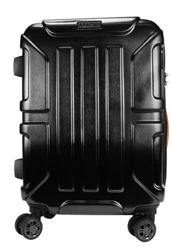 "Lushberry black Apache Hardcase Luggage-29"" 2164CAC5201B7CGS_1"