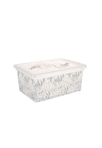 HOUZE HOUZE - Frozen - 4L Enchanted Leaves Click Box (Disney) 2878CHL03A6188GS_1