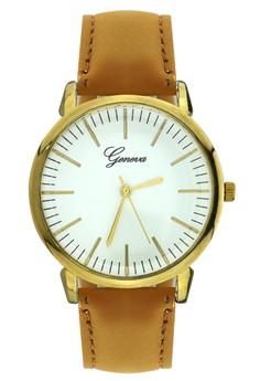 Geneva Men's Analog Casual Watch