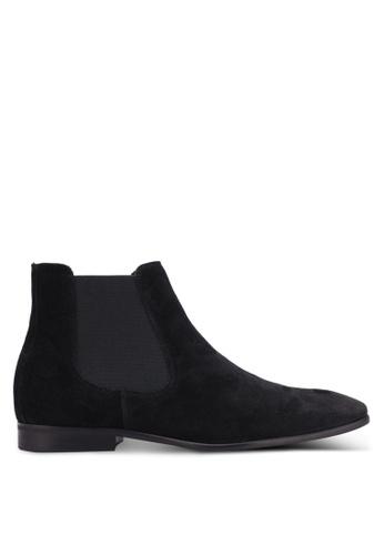 KG Kurt Geiger black Francis Boots KG303SH0SCLDMY_1