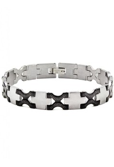 Emerson Men's Chain Bracelet Bangle