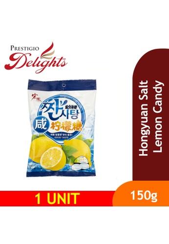 Prestigio Delights Hongyuan Salt Lemon Candy 150g 1C596ES41642D5GS_1