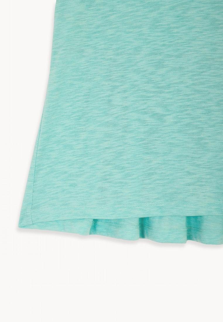 Tee Elastic Pomelo Turquoise Band Flexibility Turqouise wtrqrSB5x