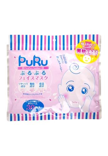 SPC SPC PURU Face Sheet Mask (30pcs/pack) 8D026BEF6B5C6AGS_1