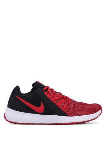 Nike black Nike Varsity Compete Trainer Shoes 2A27DSH0C2E874GS_1