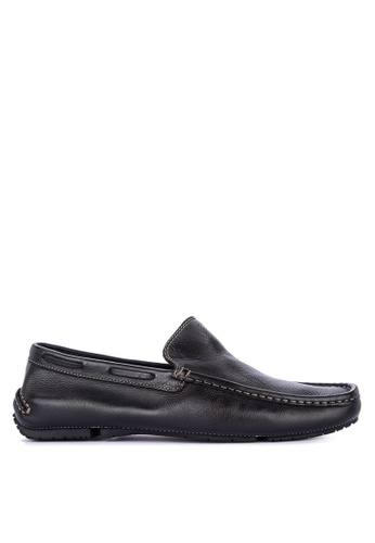 G&G black Formal Slip On Shoes CD1E4SHC1E4540GS_1