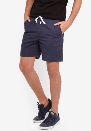 Cotton On 藍色 Easy Shorts FE8AAAAFB9679AGS_1