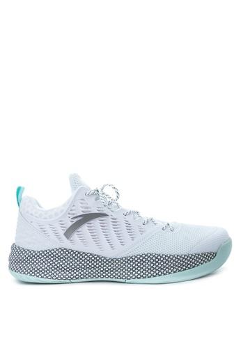 Anta white and blue Basketball Shoes AN488SH12KOPPH_1