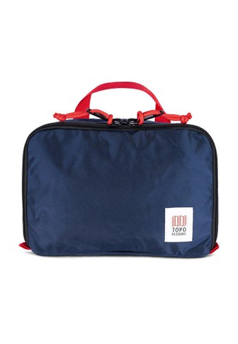 Topo Designs navy Topo Designs Pack Bag 5L Navy 85C2AAC7D764A9GS_1