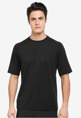Calvin Klein black Logo Mid Sleeve T-Shirt - Calvin Klein Performance 7B336AA546B920GS_1