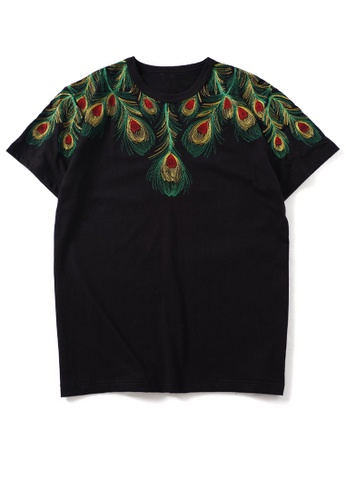 HAPPY FRIDAYS Odel Embroidered Short T-shirt RS285 D93DAAAF2CAF73GS_1